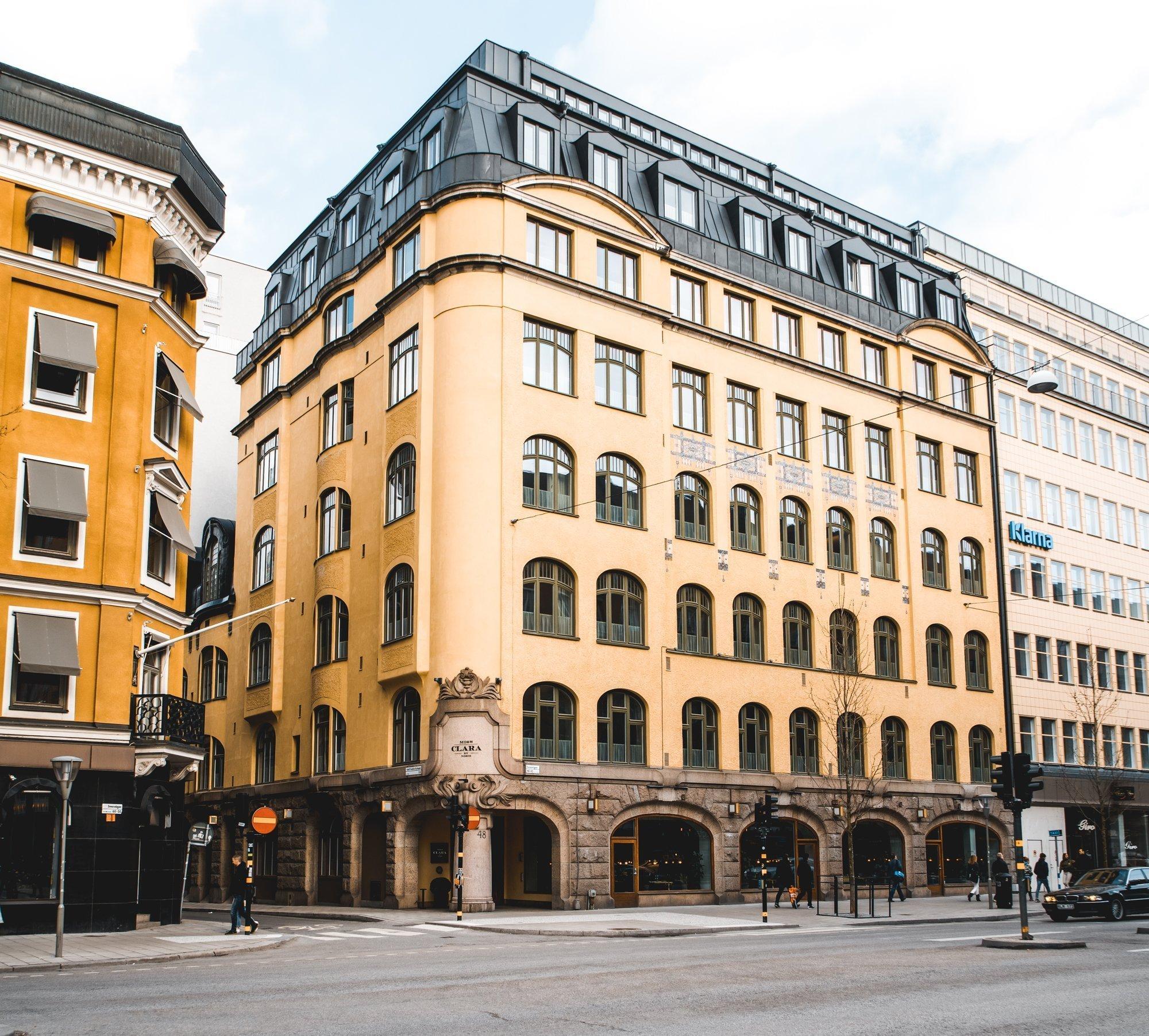 Miss clara hotel best boutique hotel in stockholm for Boutique hotel stockholm