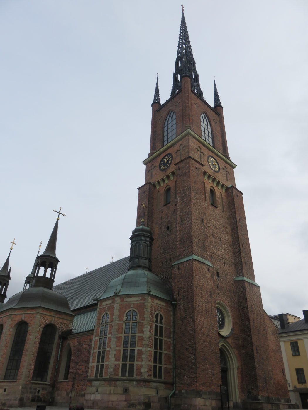Storkyrkan Cathedral in Stockholm