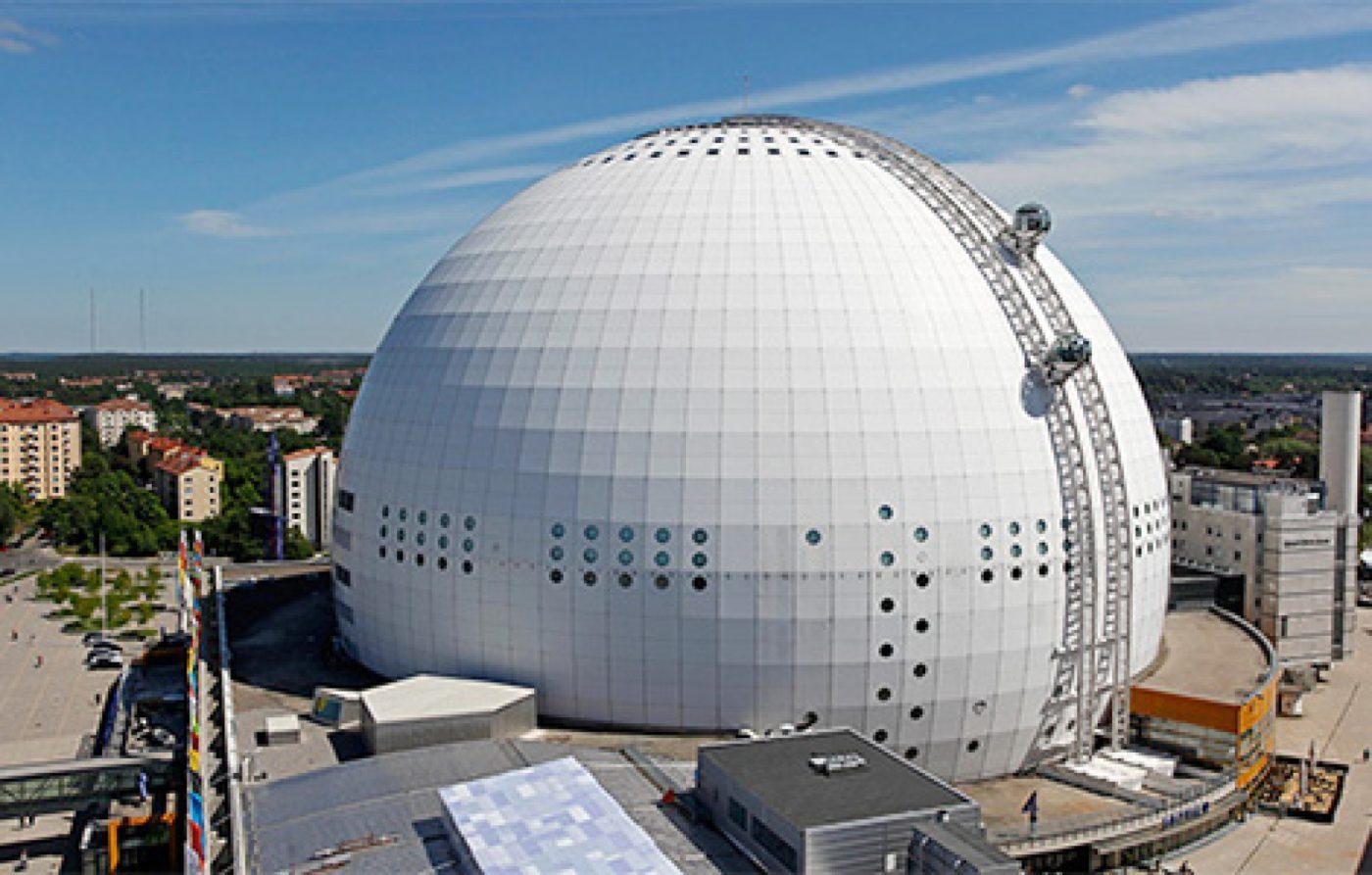 Globen, Stockholm
