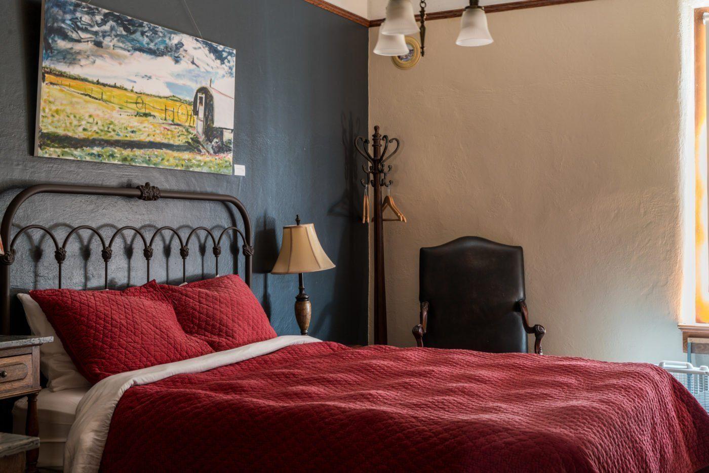 Beautiful room in Balch Hotel, Oregon