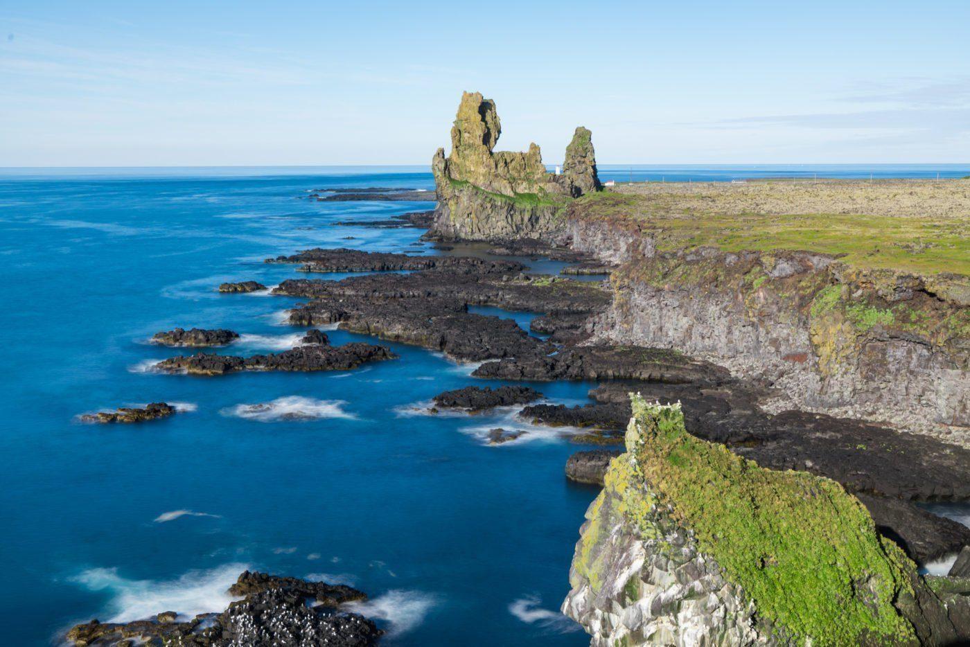 Londrangar cliffs