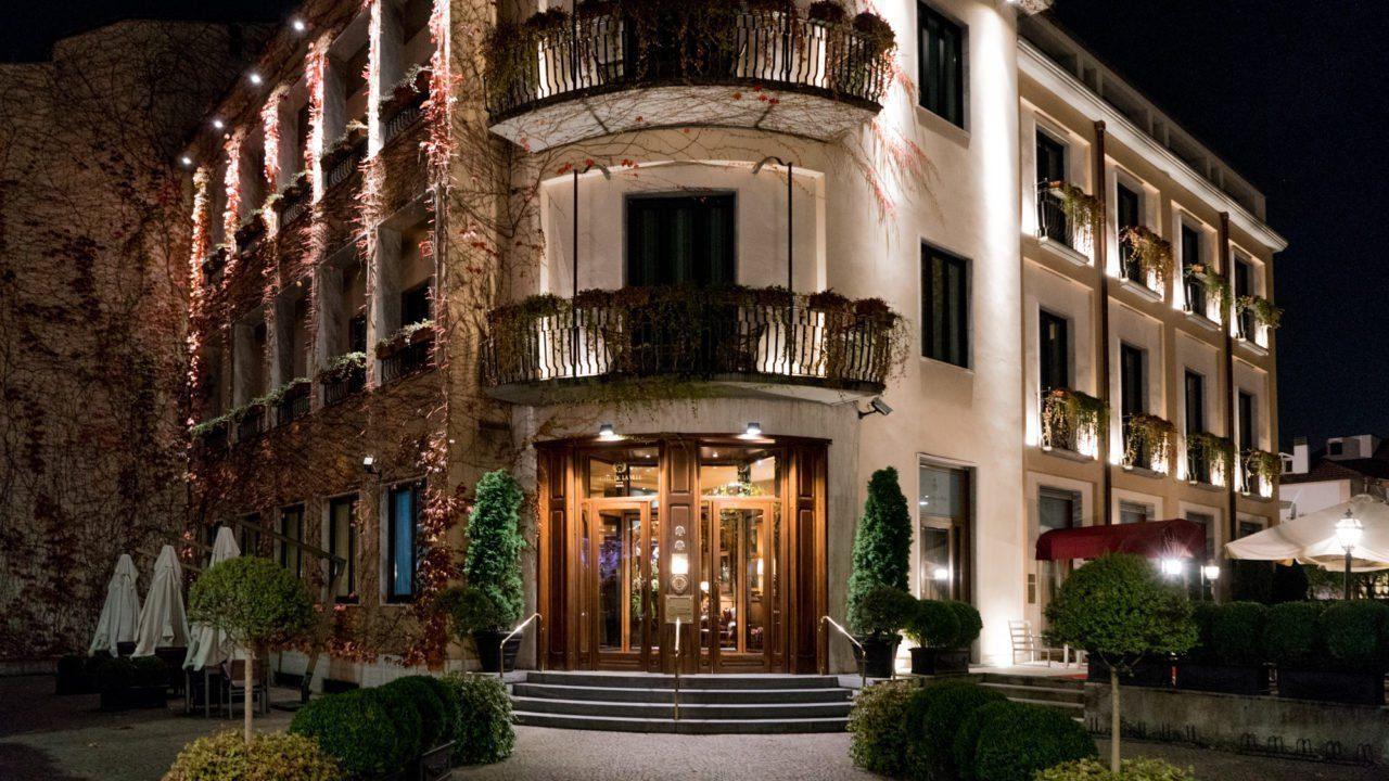 Hotel de la Ville in Monza