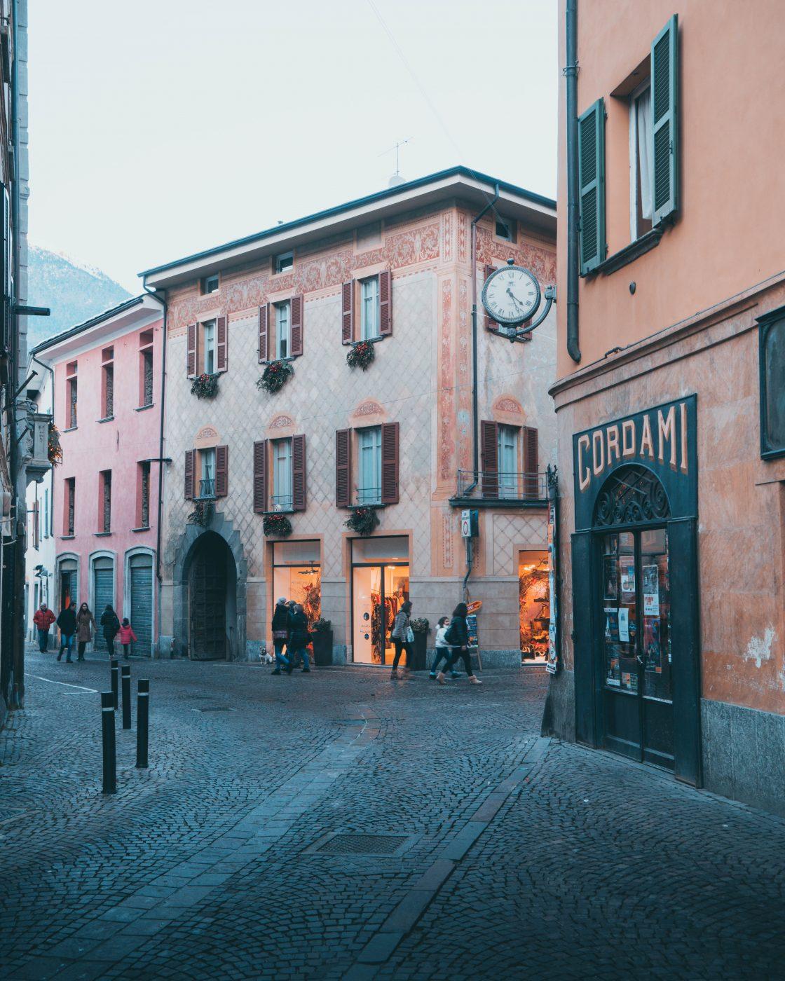 Morbegno, Lombardia