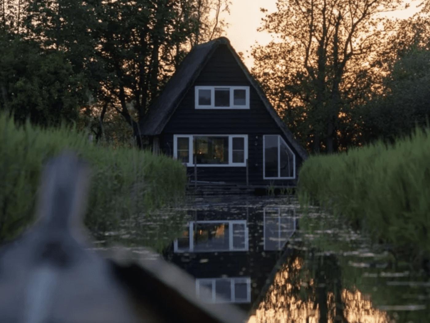 Een vakantiewoning van Natuurhuisje in Nederland